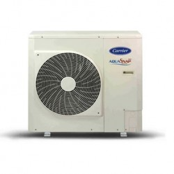 Aqua Snap Plus Reversible Carrier 008 7,2 Kw con modulo idronico pompa di calore inverter 30AWH008HC