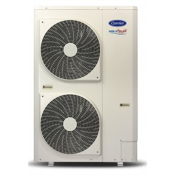 Aqua Snap Plus Reversible Carrier 012 11,9 Kw con modulo idronico pompa di calore inverter